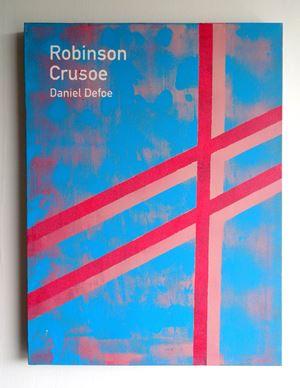 Robinson Crusoe / Daniel Defoe (3) by Heman Chong contemporary artwork