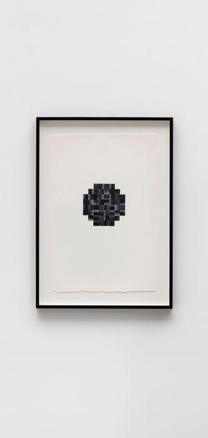 Trama fechada by Iran do Espírito Santo contemporary artwork