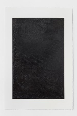 Black Landscape IV by Magda Delgado contemporary artwork