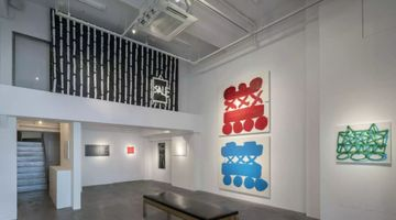 Contemporary art exhibition, Goo Nakayama, Kimihiko Hino, Vol. 134 'the grapheme' at Gallery NAO MASAKI, Nagoya, Japan