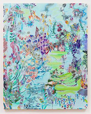 Fall by Sarah Ann Weber contemporary artwork