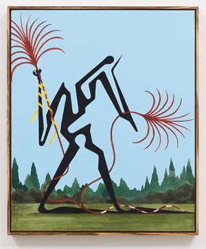 The Last Calusa by Alejandro Cardenas contemporary artwork