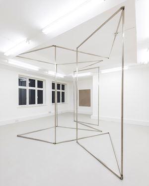 Folded rooms by Nika Neelova contemporary artwork