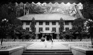 Play by Hou Shuai contemporary artwork