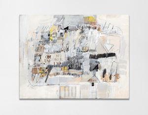 El número uno by Sarah Grilo contemporary artwork