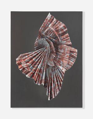 Volo 2021/II by Mona Ardeleanu contemporary artwork