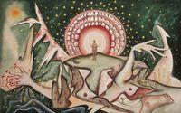New Galaxy by Jakub Julian Ziolkowski contemporary artwork painting