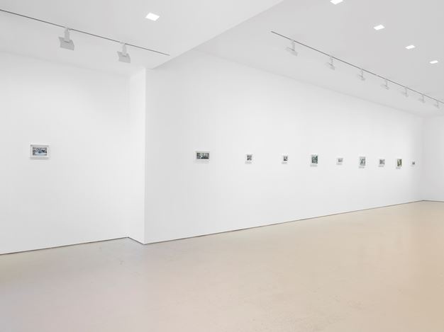 Exhibition view: Amy Bennett, Miles McEnery Gallery, 520 West 21st Street, New York (11 July–16 August 2019). Courtesy Miles McEnery Gallery.