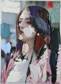 Mia by Erik Schmidt contemporary artwork painting, print