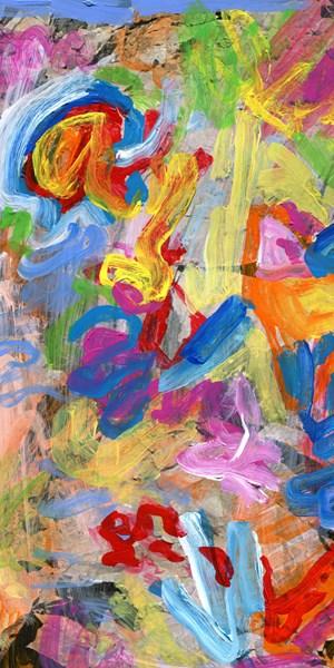 Familiar now strange by Minna Gilligan contemporary artwork