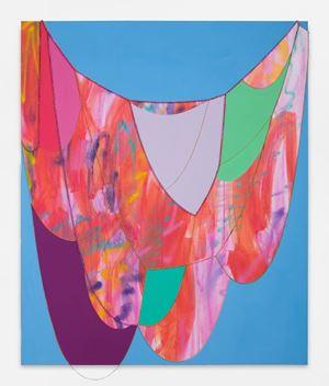 Emotions by Sarah Cain contemporary artwork