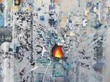 First Time (Half-life) by Sarah Sze contemporary artwork 2