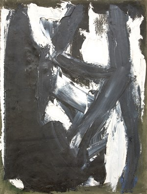 Black Jungle 黑色丛林 by Zhu Jinshi contemporary artwork