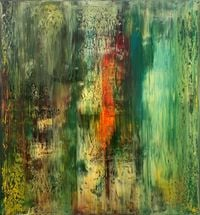 Untitled (0768) by Charlotte Acklin contemporary artwork painting