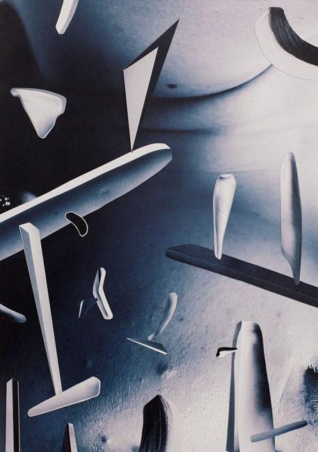 Pilings III by Gary-Ross Pastrana contemporary artwork