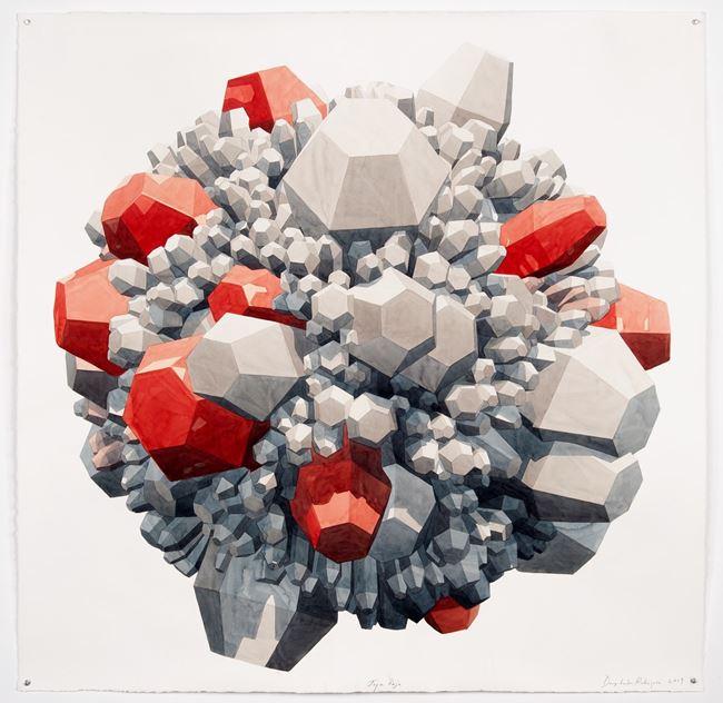 Joya Roja by Dagoberto Rodríguez contemporary artwork