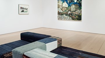 Contemporary art exhibition, Group Exhibition, House Work at Victoria Miro, Mayfair, London