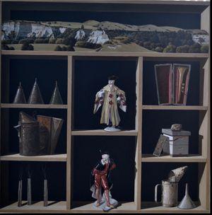 Rangitikei by Michael Hight contemporary artwork