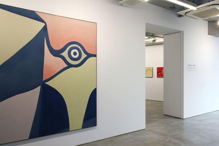 Anthony Miler, The Sun Sets On Us All, Masahiro Maki Gallery, Tokyo (23 November–21 December 2019). Courtesy Masahiro Maki Gallery.