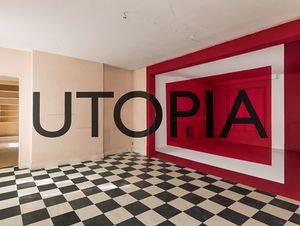 Utopia by Georges Rousse contemporary artwork photography