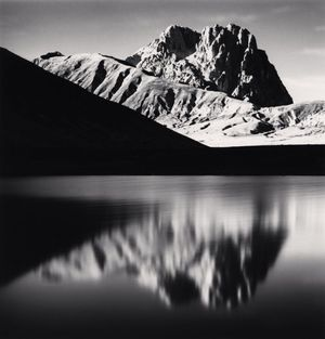 Corno Grande by Michael Kenna contemporary artwork