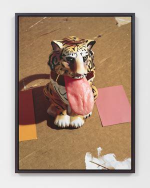 Blep by Lucas Blalock contemporary artwork