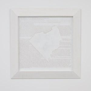 Ki roto o Waikato by Brett Graham contemporary artwork