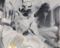 Untitled by Laura Lancaster contemporary artwork painting, works on paper