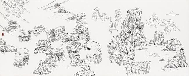 Battlescape Z by Donghyun Son contemporary artwork