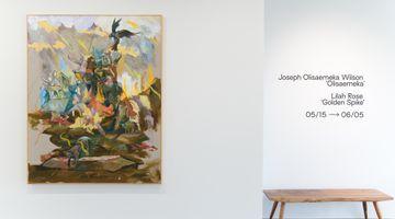Contemporary art exhibition, Joseph Olisaemeka Wilson, Olisaemeka at Simchowitz, Los Angeles, USA