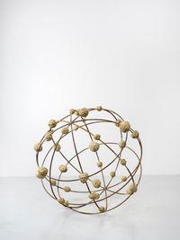 Orbital II by Mona Hatoum contemporary artwork sculpture