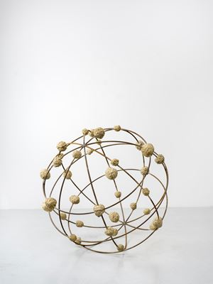 Orbital II by Mona Hatoum contemporary artwork