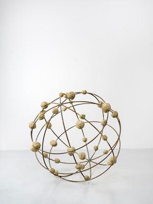 Orbital II by Mona Hatoum contemporary artwork