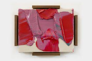 The approaching reptile tongue / 羽の生えた河馬でもピンクの象でもない by Kenjiro Okazaki contemporary artwork