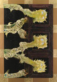 Omnium Gatherum 62 by Julia Morison contemporary artwork painting