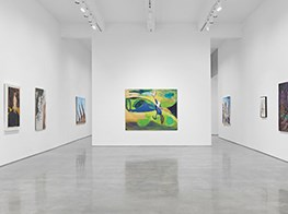 'Sputterances' at Metro Pictures, New York