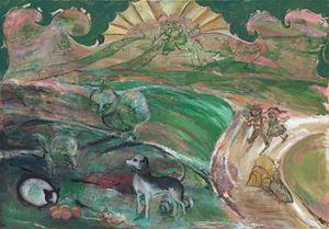 Untitled by Amelie von Wulffen contemporary artwork