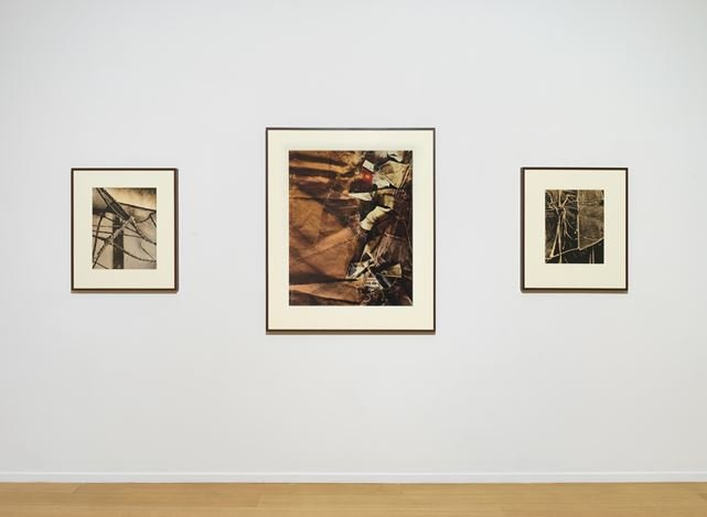 Exhibition view: João Penalva, Simon Lee Gallery, New York (15 January–29 February 2020). Courtesy Simon Lee Gallery. Photo:Jeffrey Sturges.