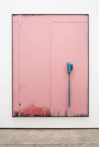Static Suspense by Martin Boyce contemporary artwork painting