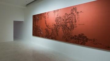 Contemporary art exhibition, Group exhibition, Contemporary Sansuhwa at Pearl Lam Galleries, Pedder Street, Hong Kong, SAR, China