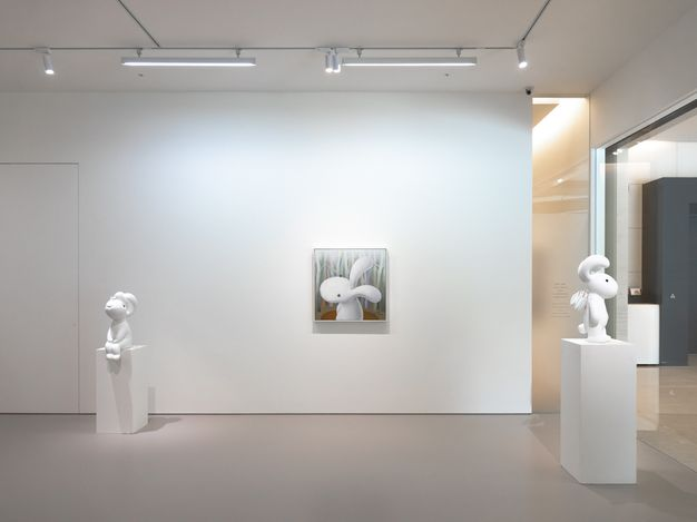 Exhibition view: Benrei Huang, Shapes of Self-reflection, Eslite Gallery, Taipei (3–31 July 2021). Courtesy Eslite Gallery.