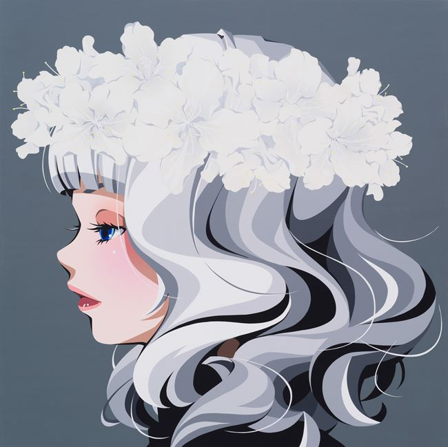 Azalea by Hiroyuki Matsuura contemporary artwork