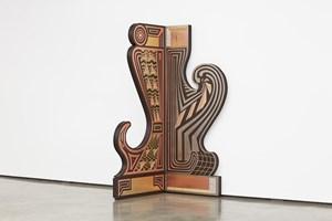 Profile 1 Pilaster (Hybrid) by Zach Harris contemporary artwork