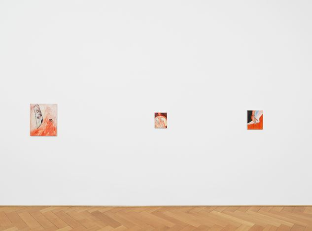 Exhibition view: Jutta Koether, Early Works 1982-1992, Galerie Buchholz, Berlin (22 November 2019–25 January 2020). Courtesy Galerie Buchholz Berlin/Cologne/New York.
