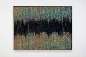 Sun Dial: NightWatch Sleep/Wake 2010-2014 (MLS Version) by Susan Morris contemporary artwork