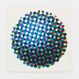 La Bille de Genève- Marble* by Alain Jacquet contemporary artwork
