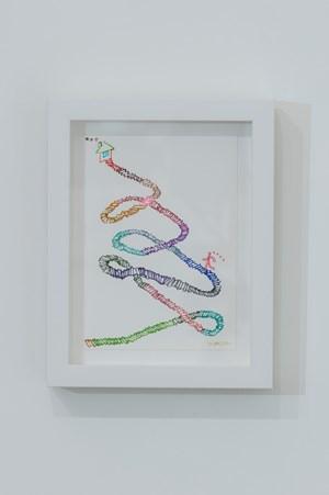 Going Home by Do Ho Suh contemporary artwork
