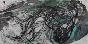 Like the Spring Wind Returning 似有春風回去 by Shen Aiqi contemporary artwork