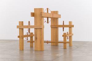 Ponte do Isolamento by Carlos Bevilacqua contemporary artwork