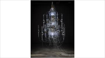Contemporary art exhibition, Yunchul Kim, Yunchul Kim : GLARE at Barakat Contemporary, Seoul